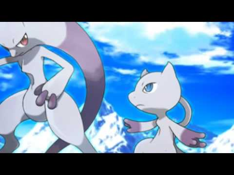 Pokemon x and y mega evolutions mew youtube - Mewtwo y mega evolution ...