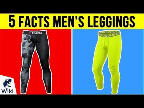 Men's Leggings: 5 Fast Facts