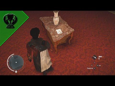 """Assassin's Creed Syndicate: Localização de Toda a Correspondência Real (""""A Life in Letters"""" - Guia)"""