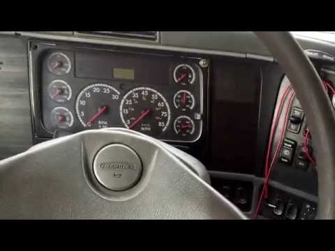 How To Remove The Steering Wheel Of A Freightliner Columbia