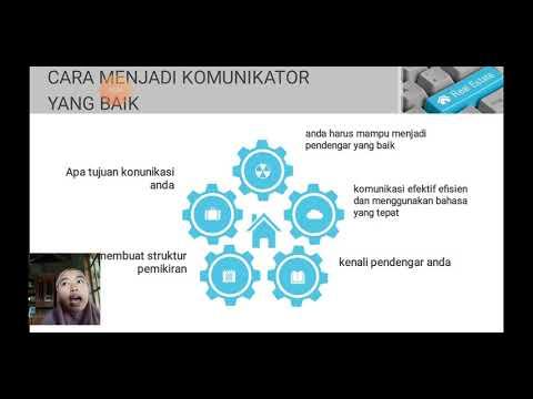 Cara Menjadi Komunikator Yang baik . Oleh Rindang PPKH 2B . - YouTube