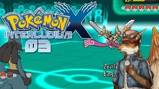 POKÉMON X - INTERLUDIUM #3 - MEGAmäßige Action!