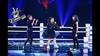 Dan vs Stefania vs Arthur - Bohemian Rhapsody | Confruntari | Vocea Romaniei