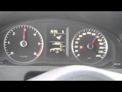 Volkswagen Transporter 2.0 разгон