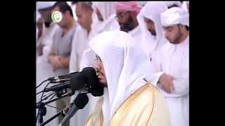 سورتي الليل والتين - الشيخ ياسر الدوسري - يوم 19/ ليلة 20 رمضان 1434هـ - دبي