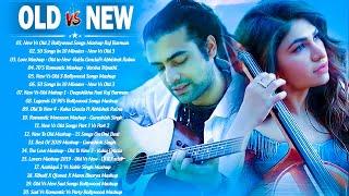 Old Vs New Bollywood mashup songs 2021 | Hindi Remix Mashup old songs_Top 10 BoLLyWoOD MaShUP 2021