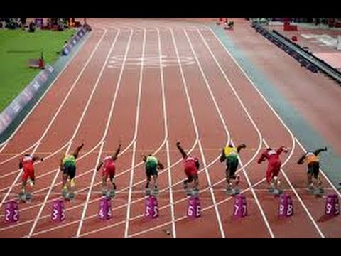 Usain Bolt wins 200m Mens final event at the Olympics in ...