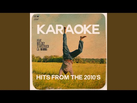 Crazy In the Style of Ray Lamontagne Karaoke Version
