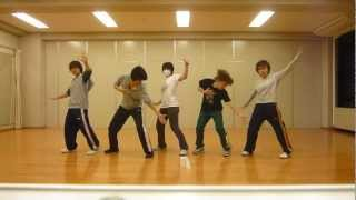 SHINee(샤이니) _ LUCIFER (Japanese ver dance) 【2C-MATE】 dance cover