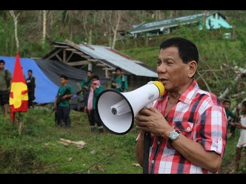 "President Rodrigo ""Rudy"" Duterte joined the Bangsamoro Transition Commission (BTC)"