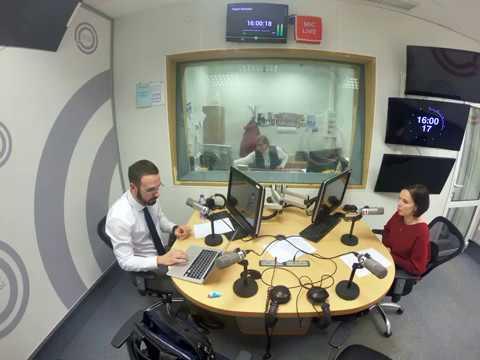 Акушер-гинеколог роддома ГКБ52 Татьяна Котомина на Радио Москвы