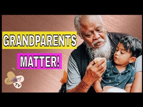 THE IMPORTANT ROLE OF GRANDPARENTS IN THE FAMILY | ELDERLY NARCISSISTS
