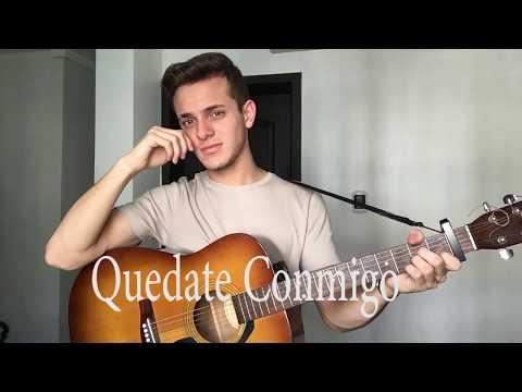 Chyno Miranda – Quedate Conmigo / COVER ACUSTICO