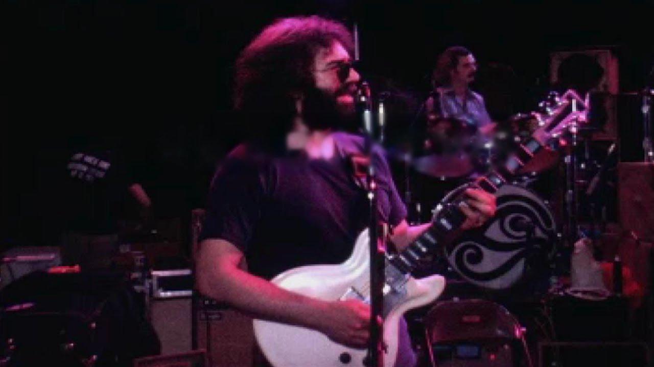 Grateful Dead 6-14-76 Beacon Theater NYC Soundcheck