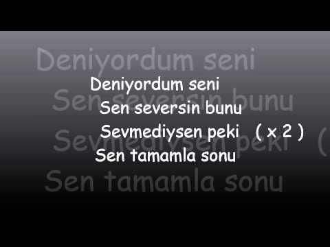 Mabel Matiz  / Zor Değil ( Lyrics )