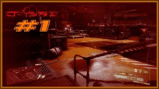 Crysis 3 Gameplay Walkthrough #1 POST HUMAN [PC]