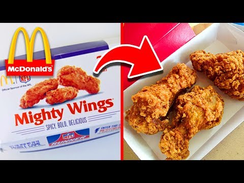 10 Discontinued McDonald's Food Items that Devastated America