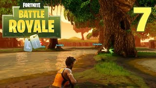 [7] Duos Update! A Swampy Situation! (Let's Play FortNite Battle Royale)