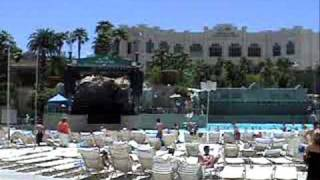 The New Mandalay Bay Beach