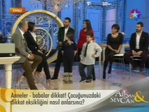 Dr.R.Sabri Yurdakul ve Psikolog Pınar Yüksel Dikkat Eksikliği Tedavisinde Yeni Metodlar
