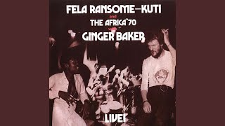 lets start feat ginger baker