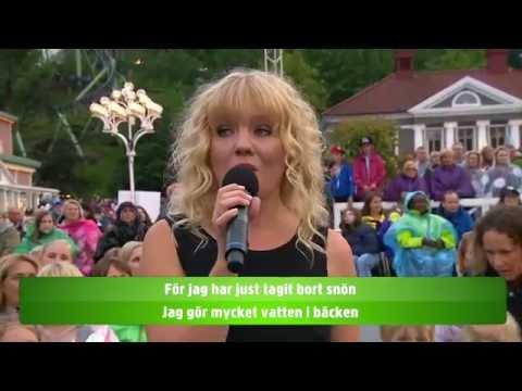 Ida Wiklund - Idas sommarvisa - Lotta på Liseberg (TV4)