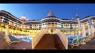 Diamond Premium Hotel Spa 5 Ultra All inclusive Сиде Турция обзор отеля территория