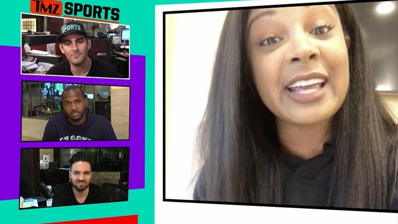 Jerry Rice S Daughter Says Edelman Was Great Prom Date But Dad Didn T Love Him Tmz Sports Youtube