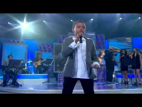 Jotta A - We Are The World - Final Jovens Talentos Kids - Programa Raul Gil ( New Michael Jackson )