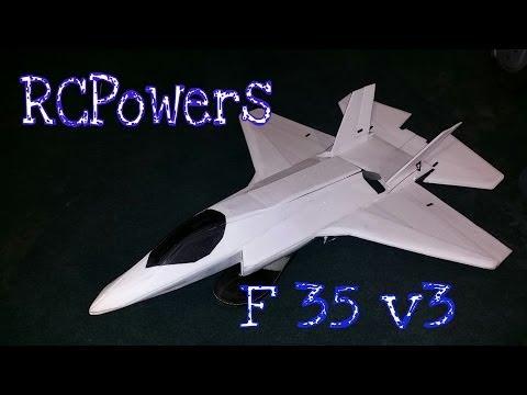 RCPowers F35v3 Walk