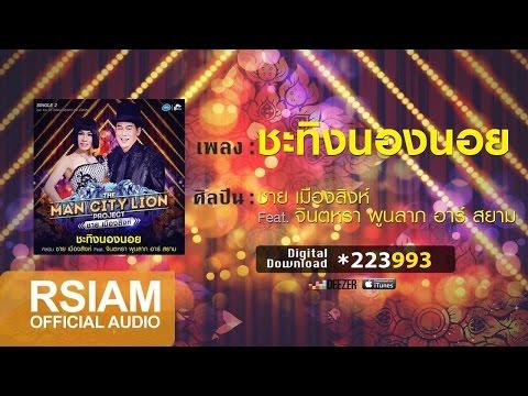 ชะทิงนองนอย : ชาย เมืองสิงห์ feat. จินตหรา พูนลาภ อาร์ สยาม [Official Audio]