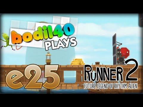 "[Runner 2] Bit.TRIP Runner 2 ep.25 ""BOSS BATTLE"""