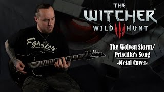 The Witcher 3: Wild Hunt - The Wolven Storm / Priscilla