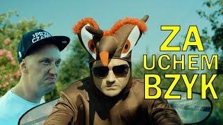 """Letni, Chamski - """"Za uchem BZYK"""" KOMAR DISS (PARODIA Cleo """"Za krokiem krok"""")"""