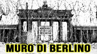 MURO DI BERLINO la storia in 2 minuti