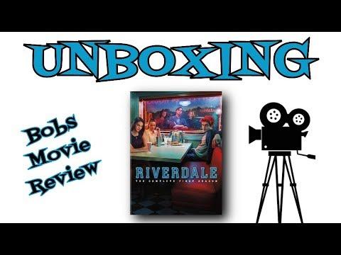 Riverdale Season 1 DVD Unboxing