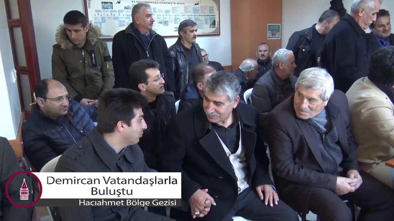 Cİhangir ve Hacıahmet Bölge Gezisi