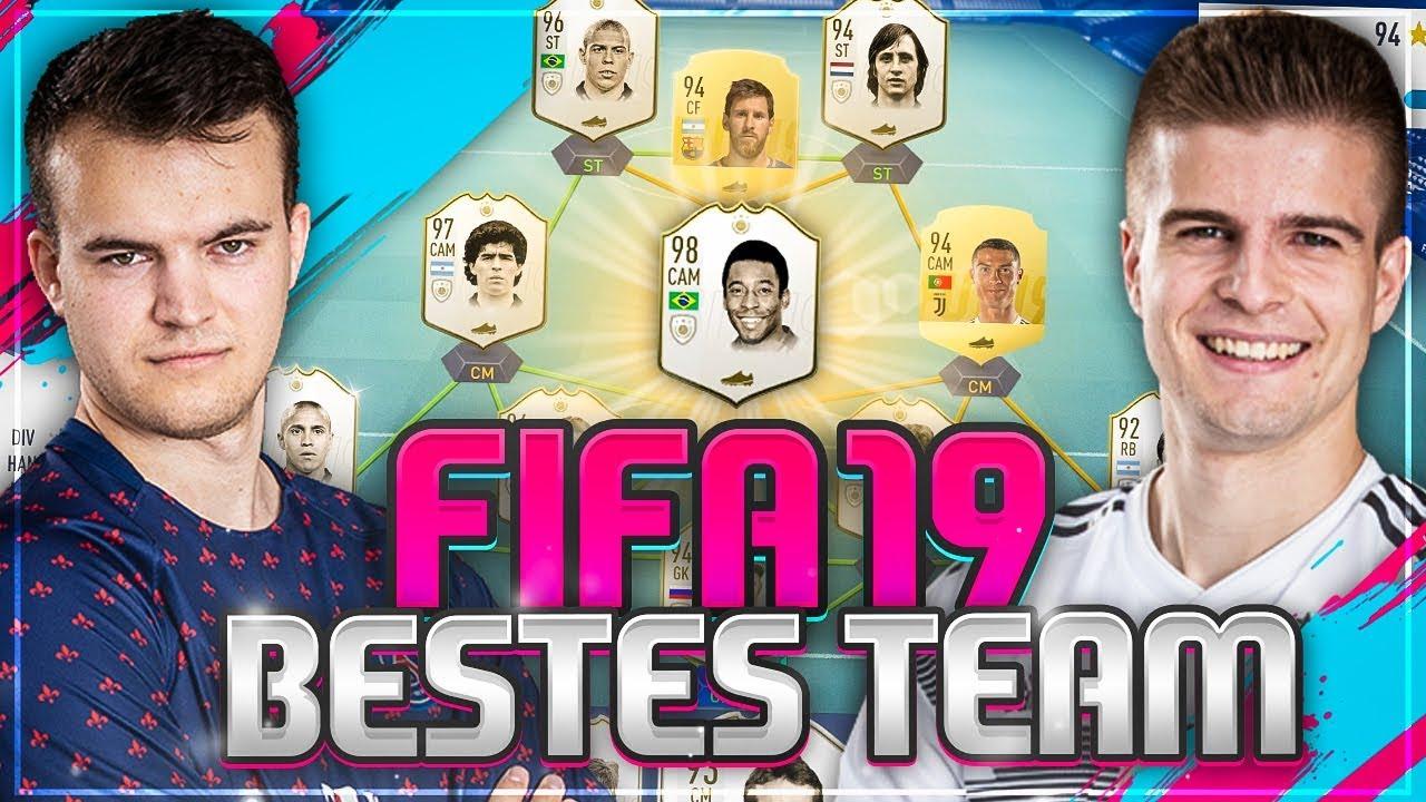 Beste Mannschaft Fifa 19