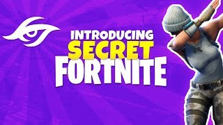 Team Secret™ Enters Fortnite Battle Royale!