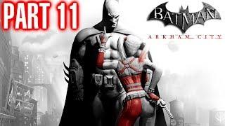 Batman Arkham City Walkthrough Part 11 Frozen Police - Gameplay & Live Commentary