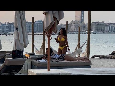 Dubai Beach Club Barasti 🏖🇦🇪 2019