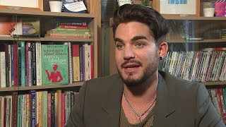 adam lambert praises lgbt youth