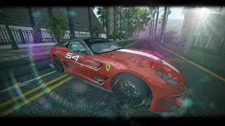 Mod Ferrari 599xx - GTA SA Android