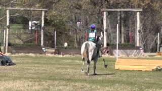 Olivia Jefferson & Gandalf The Gray Texas Rose Horse Trials March 2015