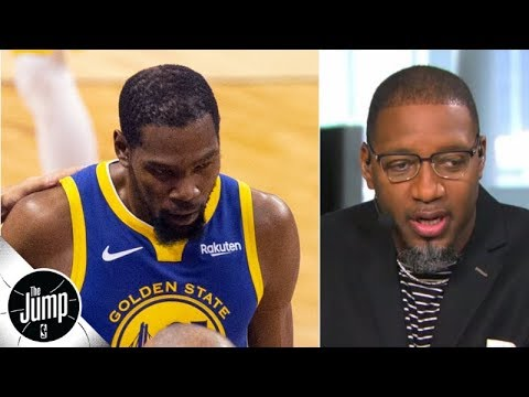 Tracy McGrady on Bob Myers and his press conference: