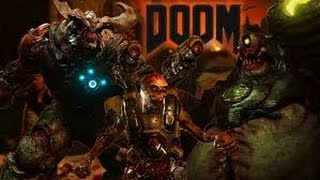 DOOM (2016 video game) PS4 Walkthrough Part 8