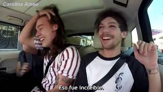One Direction Carpool Karaoke「Sub Español」P. 3 | By Carolina Amao