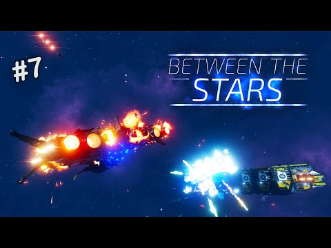 HOWARD HUGGENS IS A BADASS! | Between The Stars | Early Access Space Action RPG | #7
