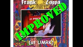 Frank Zappa (IMPROVED) 41 Pieces In 74 Min