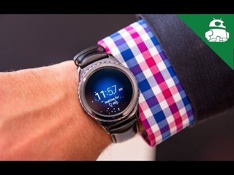Samsung Gear S2 & Gear S2 Classic Hands On!